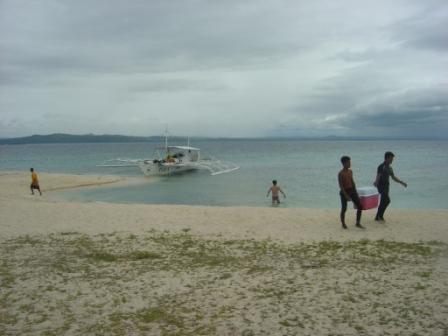 セブ島 パンプボート  Pump Boat